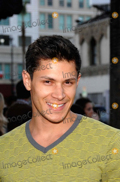Alex Meraz Photo - Alex Meraz During the Premiere of the New Movie the Hurt Locker Held at the Egyptian Theatre on June 5 2009 in Los Angeles Photo Michael Germana - Globe Photos