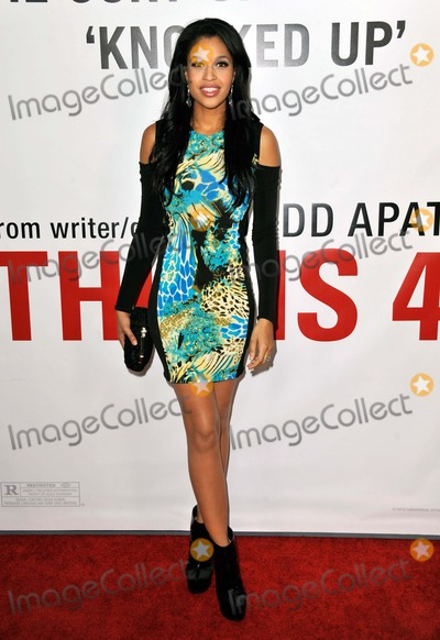 Kali Hawk Photo - Kali Hawk attending the Los Angeles Premiere of This Is 40 Held at the Graumans Chinese Theatre in Hollywood California on December 12 2012 Photo by D Long- Globe Photos Inc