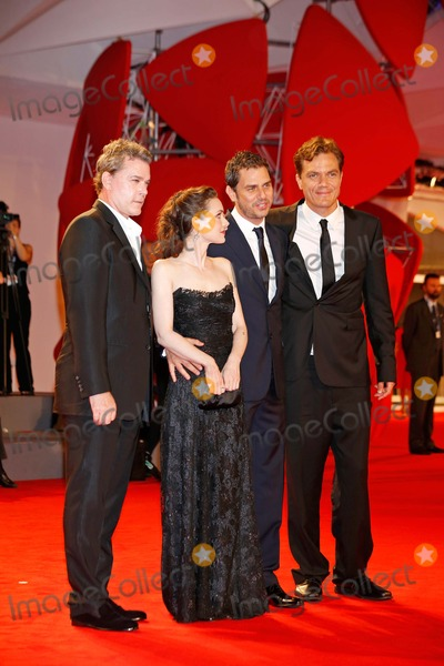 Ariel Vromen Photo - Ray Liotta Winona Ryder Ariel Vromen Michael Shannon the Iceman - Premiere 69th International Venice Film Festival Venice Italy August 30 2012 Roger Harvey