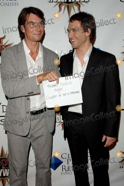 Michael Medico Photo - the 2007 Hot in Hollywood Second Annual Event Held at Henry Fonda Music Box Theaterhollywood CA 8-18-07 Photodavid Longendyke-Globe Photos Inc2007 Image Jerry Oconnellmichael Medico