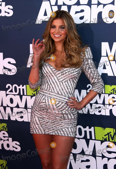 Amber Lancaster Photo - Amber Lancaster Actress the 2011 Mtv Movie Awards Arrivals Held at  Universal Studios in Universal City California on 6511 photo by Graham Whitby boot-allstar - Globe Photos Inc 2011