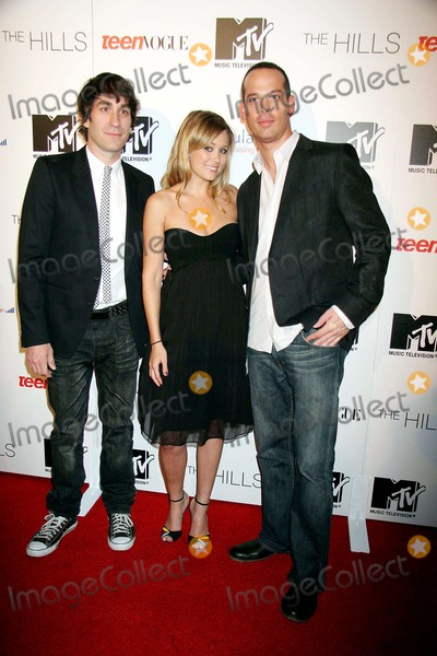 Adam DiVello Photo - Mtv  Teen Vogue Host the Hills Viewing Party Lax Hollywood CA 05-31-2006 Photo Clinton H WallacephotomundoGlobe Photos Brent Bolthouse with Lauren Conrad and Adam Divello - Executive Producer and Creator of the Hills