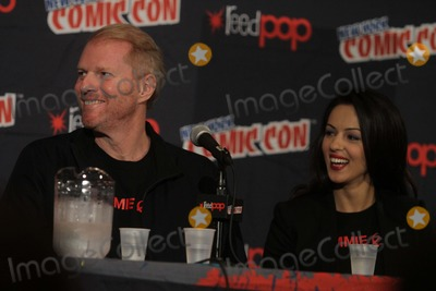 Annet Mahendru Photo - Norh Emmerichannet Mahendru at Panel For Americans at Comiccon at Javits Center 10-11-2014 John BarrettGlobe Photos