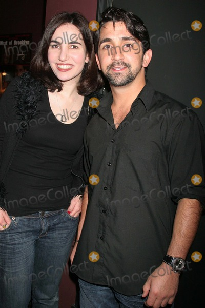 James Madio Photo - West of Brooklyn Los Angeles Premiere Sunset Blvd-theatre 68 Hollywood CA 021908 James Madio and Vida Ghaffari Photo Clinton H Wallace-photomundo-Globe Photos Inc