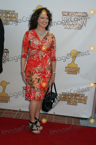 Heather Langenkamp Photo - The 37th Annual Saturn Awards - Red Carpet the Castaway Burbank CA 06232011 Heather Langenkamp photo Clinton H wallace-ipol-globe Photos Inc 2011