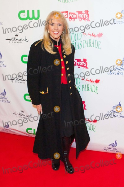 Laura McKenzie Photo - Laura Mckenzie attends the Hollywood Christmas Parade on November 29th 2015 on Hollywood Boulevard in Hollywoodcaliforniaphototony LoweGlobephotos