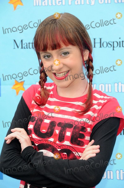 Allisyn Arm Photo - Allisyn Arm attending the 11th Annual Mattel Party on the Pier Held at the Santa Monica Pier in Santa Monica California on October 17 2010 Photo by D Long- Globe Photos Inc 2010