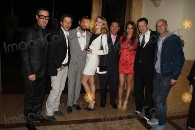 Brian Ronalds Photo - Dream Builders Project Presents the 2nd Annual a Brighter Future For Children to Benefit the Audrey Hepburn Cares Center at Childrens Hospital Los Angeles Taglyan Cultural Complex Hollywood CA 03052015 Massi Furlan Christian Oliver Paulo Benedeti  Brian Ronalds Tom Malloy and David Marciano Clinton H WallaceipolGlobe Photos