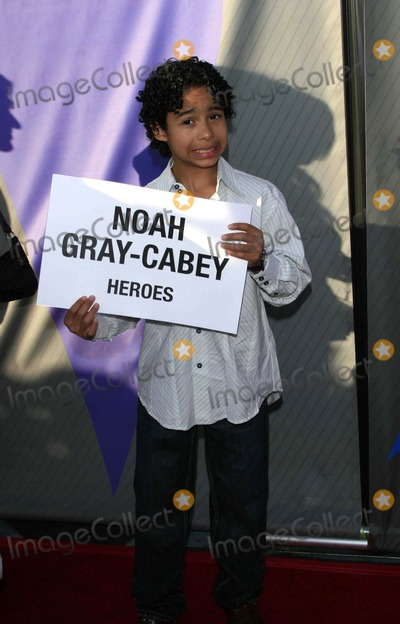 Noah Gray-Cabey Photo - Noah Gray-cabey NBC Tca Party - Beverly Hills Hilton Hotel Beverly Hills California - 07-17-2007 - Photo by Nina PrommerGlobe Photos Inc 2007