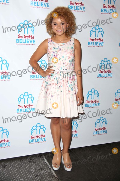 Rachel Crow Photo - Rachel Crow attends Voices For the Voicelessstars For Foster Kids Benefit and Performance the St James Theater NYC June 29 2015 Photos by Sonia Moskowitz Globe Photos Inc