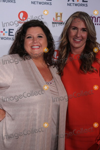Abby Lee Photo - Ae Networks Upfront the Tent at Lincoln Center NYC May 9 2012 Photos by Sonia Moskowitz Globe Photos Inc 2012 Abby Lee Miller Nancy Dubuc