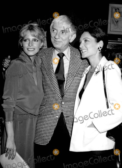 Aaron Spelling Photo - Aaron Spelling with Cheryl Ladd and Suzanne Pleshete at the Hart to Hart Tv Show Screening Party 20th Century Fox Studios 8161979 10892 Photo by Phil RoachipolGlobe Photos Inc