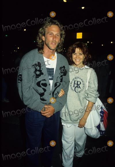 Ally Sheedy Photo - Peter Horton with Ally Sheedy at Mks Photo by Michael Ferguson-Globe Photos Inc
