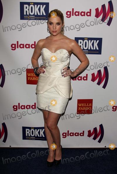 Amber Benson Photo - Amber Benson Actress 22nd Annual Glaad Media Awards at the Westin Bonaventure Hotel Los Angeles CA 04-10-2011 photo by Graham Whitby Boot-allstar - Globe Photos Inc