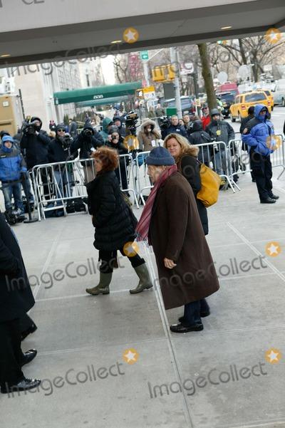 Jerry Stiller Photo - Funeral For Former New York City Mayor Edward I Koch Held at Temple Emanu - El in Manhattan Bruce Cotler 2013 Actor Jerry Stiller Photo by Bruce Cotler-Globe Photos Inc