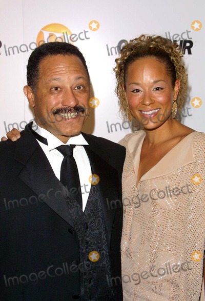 Judge Joe Brown Photo - - Entertainment Tonight Partners with Glamour Magazine to Celebrate the 55th Annual Emmy Awards - Mondrian Hotel West Hollywood CA - 09212003 - Photo by Kathryn Indiek  Globe Photos Inc 2003 - Judge Joe Brown
