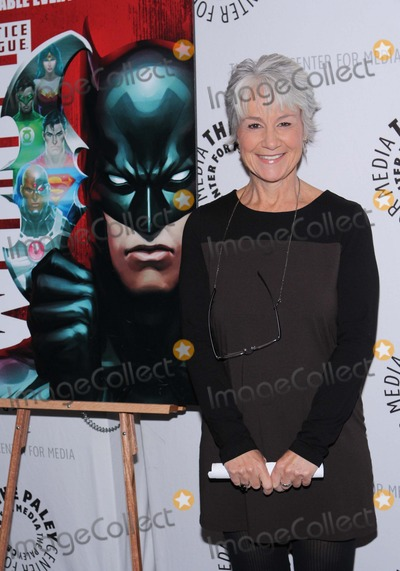 Andrea Romano Photo - Andrea Romano Paley Center For Media Presents Screening of Justice Leaguedoom Held at the Paley Center For Media  Beverly Hillsca Febuary 16 - 2012phototleopoldGlobephotos