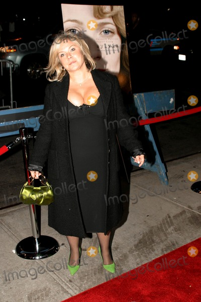 Alison Owen Photo - October 2003 - New York - Alison Owen (Producer of Sylvia) attends Special Screening of Sylvia Movie Presented by Focus Features at Tribeca Screening Room Digital Image Photo Credit Anthony G MooreGlobe Photos
