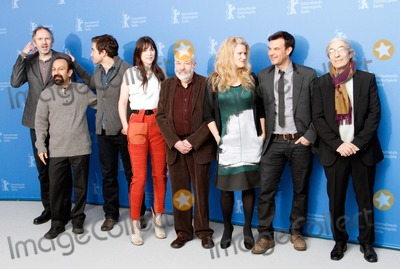 Anton Corbijn Photo - Jury From Left Anton Corbijn Asghar Farhadi Jake Gyllenhaal Charlotte Gainsbourg Mike Leigh Barbara Sukowa Francois Ozon Boualem Sansal Jury Photocall 62nd International Berlin Film Festival Berlin Germany February 09 2012 Roger Harvey-Globe Photos Inc