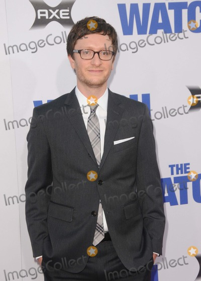 Akiva Schaffer Photo - Akiva Schaffer attending the Los Angeles Premiere of the Watch Held at the Graumans Chinese Theatre in Hollywood California on July 23 2012 Photo by D Long- Globe Photos Inc