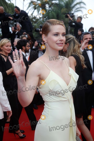 Andrea Osvart Photo - Andrea Osvart attends the Premiere of Mad Max Fury Road at the 68th Annual Cannes Film Festival at Palais Des Festivals in Cannes France on 14 May 2015 Photo Alec Michael