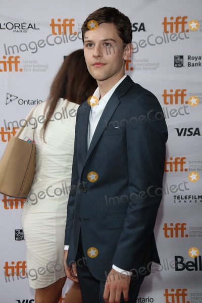 Travis Tope Photo - Actor Travis Tope Poses at the Premiere of Men Women  Children During the 39th Toronto International Film Festival (Tiff) in Toronto Canada 06 September 2014 Photo Alec Michael