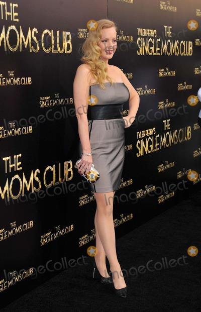 Wendi McLendon Covey Photo - Wendi Mclendon-covey attending the Los Angeles Premiere of the Single Moms Club Held at the Cinerama Dome in Hollywood California on March 10 2014 Photo by D Long- Globe Photos Inc