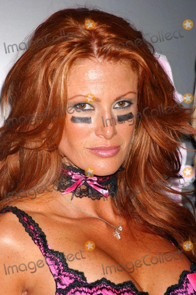 Traci Bingham Photo - - Angie Everhart Nikki Ziering and Traci Bingham Unveils Plans For Lingerie Bowl 2004 - Quixote Studios West Hollywood CA - 06252003 - Photo by Ed Geller  Egi  Globe Photos Inc 2003 - Angie Everhart