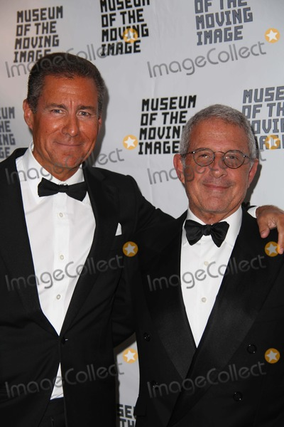Ron Meyer Photo - The Museum of the Moving Image Honors Richard Plepler and Charlie Rose the St Regis Hotel NYC June 11 2014 Photos by Sonia Moskowitz Globe Photos Inc 2014 Richard Plepler Ron Meyer