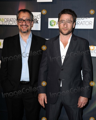 Andres Faucher Photo - Andres Faucher Kevin Allen Jackson attending the Launch of the First-ever Project Collaboration Network Held at the Milk Studio in Hollywood California on November 6 2014 Photo by D Long- Globe Photos Inc