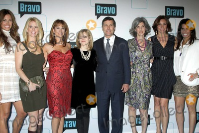 Alex McCord Photo - Bravo Upfront March 30 2011 82 Mercer NYC Photos by Sonia Moskowitz Globe Photos Inc 2011 Housewives of NY Kelly Bensimon Alex Mccord Jill Zarin