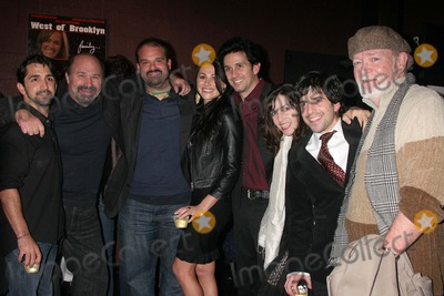James Madio Photo - I12998CHWWEST OF BROOKLYN LOS ANGELES PREMIERE SUNSET BLVD-THEATRE 68 HOLLYWOOD CA 021908JAMES MADIO ROBERT COSTANZO MEL RODRIGUEZ JOLEIGH FIOREAVANTI RONNIE MARMO ANGELA PUPELLO DANNY CISTONE-DIRECTOR AND JERRY BRENNAN PHOTO CLINTON H WALLACE-PHOTOMUNDO-GLOBE PHOTOS INC