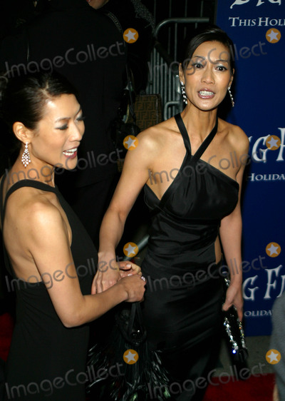 Arlene Tai Photo - Big Fish Premiere at the Ziegfeld Theatre New York City 12042003 Photo Rick MacklerrangefinderGlobe Photos Inc 2003 Ada Tai Andarlene Tai