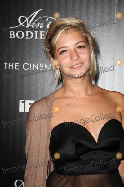 Annabelle Dexter-Jones Photo - Downtown Calvin Klein with the Cinema Society Host a Screening of Ifc Films aint Them Bodies Saints the Museum of Modern Art NYC August 13 2013 Photos by Sonia Moskowitz Globe Photos Inc 2013 Annabelle Dexter-jones