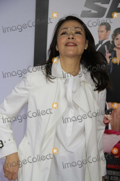 ANNE CURRY Photo - Ann Curry at Screening of Spy at Amc Loews Lincoln Square 6-1-2015 John BarrettGlobe Photos