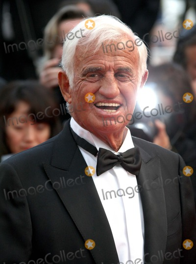 Jean-Paul Belmondo Photo - jean-paul Belmondo Actor attends the Red Carpet Arrivals For the Beaver Premiere at ththe 64th Cannes Film Festival in Cannes France May 17 2011photo by David gadd-allstar-globe Photos Inc