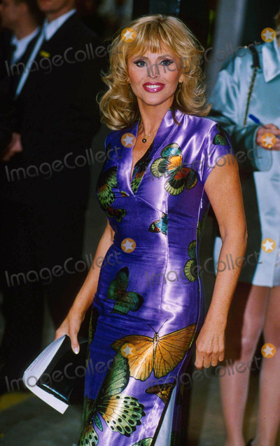 Gianni Versace Photo - Britt Ekland at the Launch Party For the Gianni Versace Book Men Without Ties 6-14-1995 Uiw 9723-g25 Photo by Uppa-ipol-Globe Photos Inc