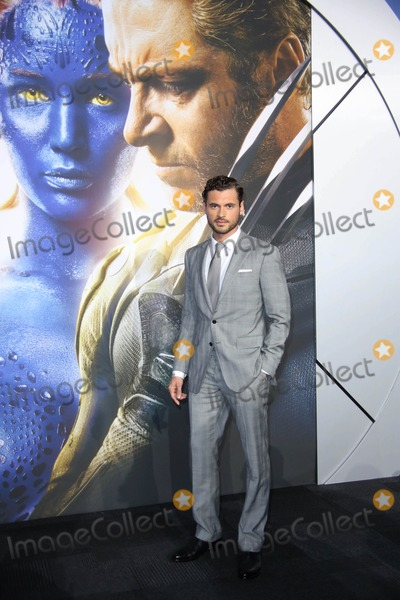 Adan Canto Photo - The Global Premiere of x-mendays of Future Past the Jacob K Javits Convention Center NYC May 10 2014 Photos by Sonia Moskowitz Globe Photos Inc 2014 Adan Canto