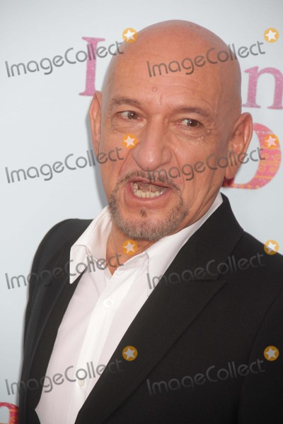 Ben Kingsley Photo - Ben Kingsley at NY Premiere of Learning to Drive at Paris Theatre 4 W58st 8-17-2015 John BarrettGlobe Photos