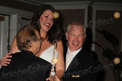 Neil McDonough Photo - 23rd Annual Night of 100 Stars Black Tie Dinner Viewing Gala Beverly Hills Hotel Hollywood CA 02242013 Neil Mcdonough and Wife Ruve Robertson with Norby Walters Photo Clinton H Wallace-photomundo-Globe Photos Inc