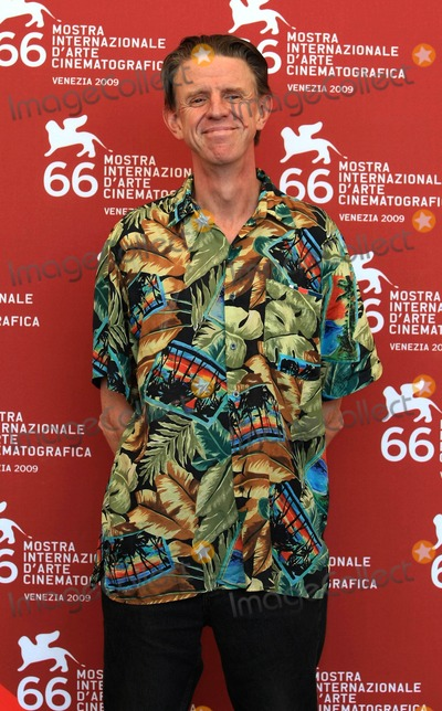 Alex Cox Photo - Alex Cox Director Repo Chick Photocall at 66th Venice Film Festival in Venice Italy 09-08-2009 Photo by Graham Whitby Boot-allstar-Globe Photos Inc