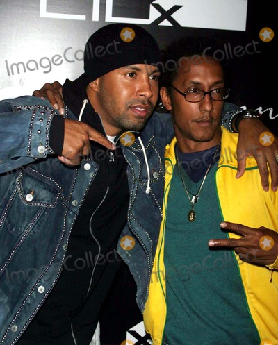 Andre Royo Photo - Lil Xs Thriller Birthday Pre-halloween Party at Na  New York City 10272004 Photo by John BarrettGlobe Photosinc Kenny Burns_andre Royo
