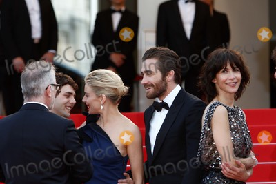 Xavier Dolan Photo - Jury Members Xavier Dolan (l-r) Sienna Miller Jake Gyllenhaal Sophie Marceau and Joel Coen Attend the Premiere of Standing Tall During the Opening of the 68th Annual Cannes Film Festival at Palais Des Festivals in Cannes France on 13 May 2015 Photo Alec Michael