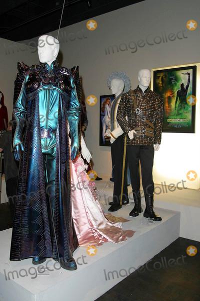 Nemesis Photo - Startrek Nemesis - K28635np - the Art of Motion Picture Costume Design - Fidm Museum Los Angeles CA - 02162003 - Photo by Nina PrommerGlobe Photos Inc