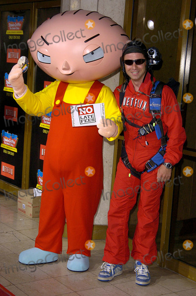 Stewie Griffin Photo - Dvd Release of Family Guy Presents Stewie Griffin the Untold Story Mann National Theater Westwood CA 09-27-05 Photo David Longendyke-Globe Photos Inc 2005 Imagestewie Jon Devore
