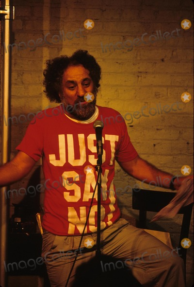 Abbie Hoffman Photo - Abbie Hoffman A6907 Photo by Stephen Allen-Globe Photos Inc
