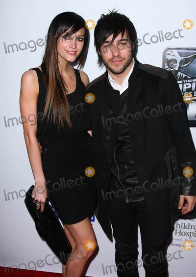 Ashlee Simpson-Wentz Photo - Ashlee Simpson-wentz Pete Wentz Singers the St Jude 30th Anniversary Charity Screening of the Empire Strikes Back in Los Angeles California 05-19-2010 Photo by Graham Whitby Boot-allstar-Globe Photos Inc