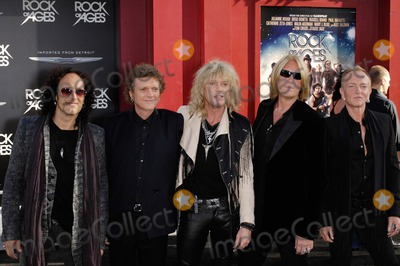 Def Leppard Photo - Def Leppard During the Premiere of the New Movie From Warner Bros Pictures Rock of Ages Held at Graumans Chinese Theatre on June 8 2012 in Los Angeles Photo Michael Germana  Superstar Images - Globe Photos