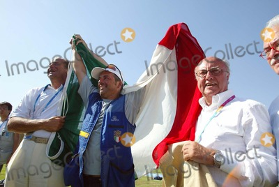 Andrea Benelli Photo - 2004 Olympic Games in Athens Greece Skeet Shooting 08232004 Photo Marco Rosi Lapresse Globe Photos Inc 2004 Andrea Benelli