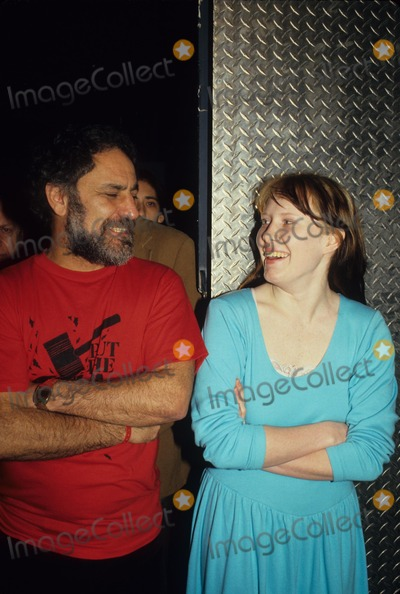 Abbie Hoffman Photo - Abbie Hoffman with Amy Carter F3962 Supplied by Globe Photos Inc